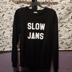 Urban Outfitter-SubUrban Riot(Slow Jams)sweatshirt